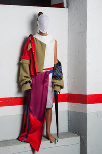 ANDROMEDA OVERSIZED JACKET - Noah Christian Studio
