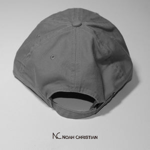⚡️NEW!⚡️ NC WHITE DAD CAP - Noah Christian Studio