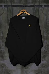 OVERSIZED SWEATER WITH EMBROIDERED LOGO (5 COLOURS) - Noah Christian