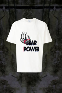 BEAR POWER 2 T-SHIRT - Noah Christian Studio