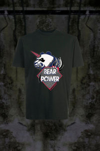 BEAR POWER T-SHIRT - Noah Christian Studio