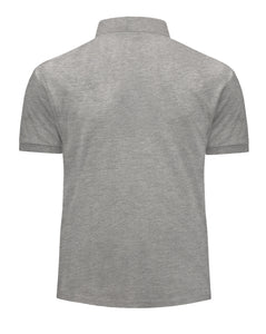 NC POLO CLASSIC FIT - LIGHT GREY