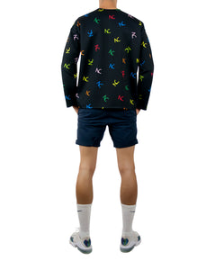 LIMITED EDITION NC NEOPRENE OVERSIZED SWEATER - MEN