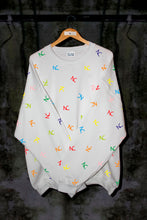LIMITED EDITION NC ORGANIC COTTON OVERSIZED SWEATER - Noah Christian