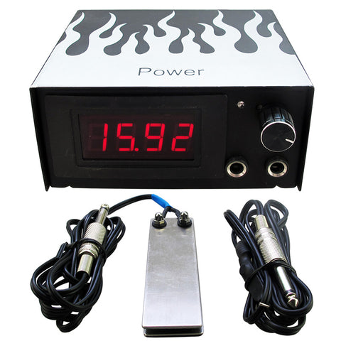 Tattoo Power Supply Kit - Magic Beans Ink