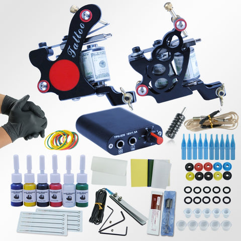 Professional Tattoo Kit - Magic Beans Ink