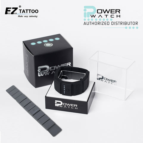 iPower Watch , mobile power supply for tattoo machine - Magic Beans Ink