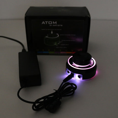 New and hot! Atom tattoo power supply  with adjustable voltage LED power indicator - Magic Beans Ink