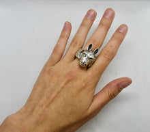 Load image into Gallery viewer, Texas Donkey Ring