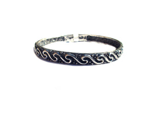 Waves Bangle
