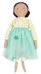 Lila Fabric Toy Doll