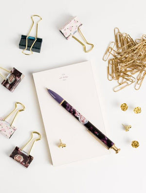 Fleuri Stationery Set