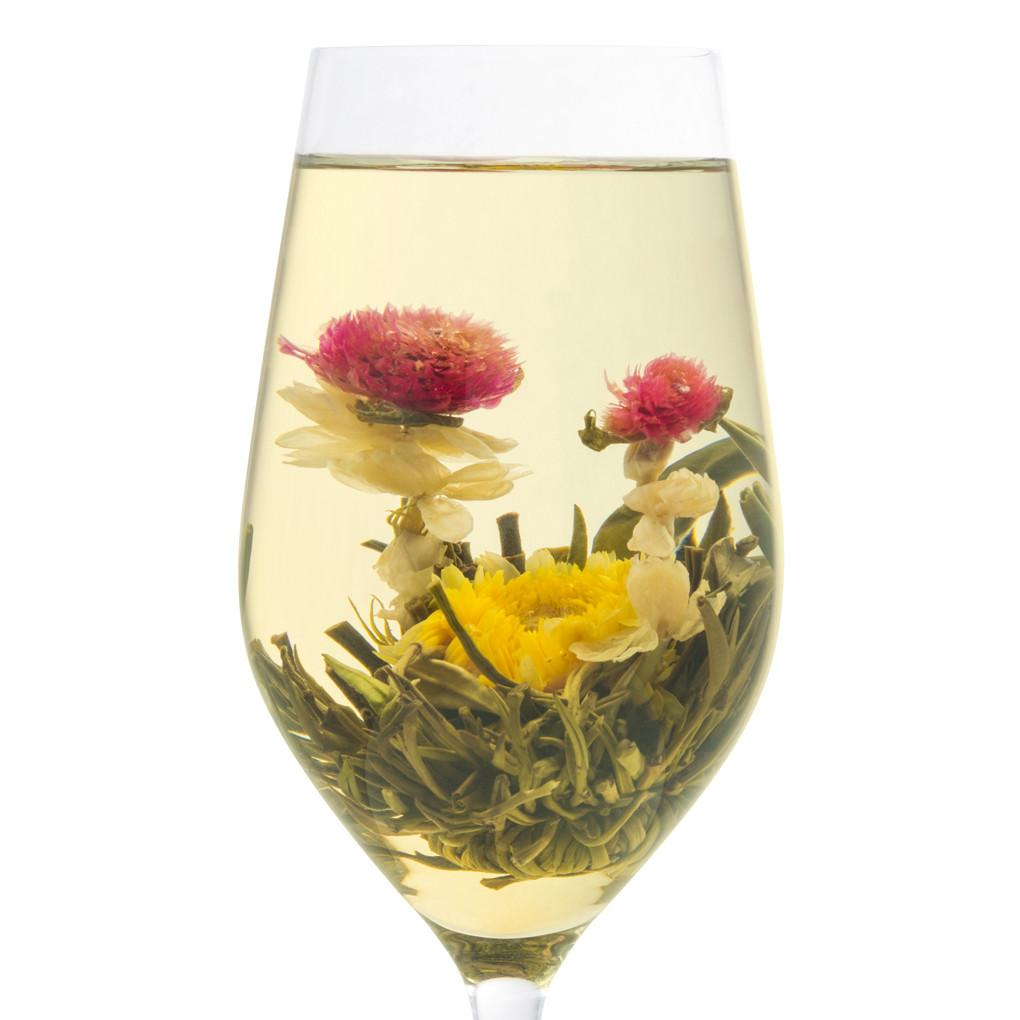 Blooming Tea Coconut Escape