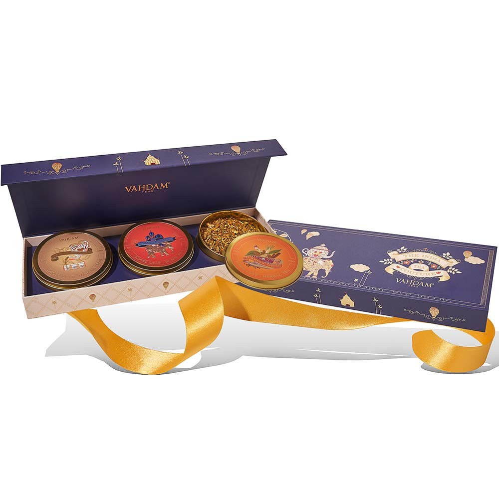 The India Tea Couture (Set of 3)