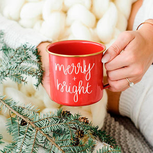 Merry Holiday Coffee Mug