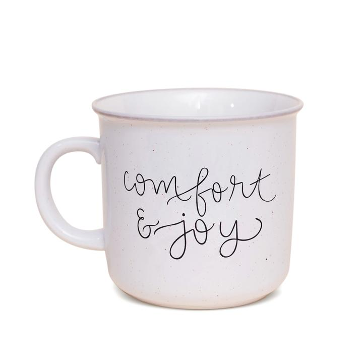 Comfort & Joy Coffee Mug (Ceramic)