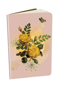 Roses Pocket Notebook