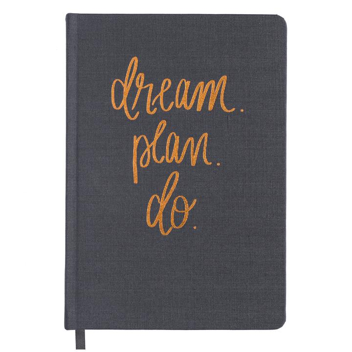 Plan Fabric Journal