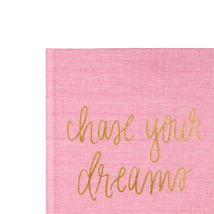 Dreams Fabric Journal