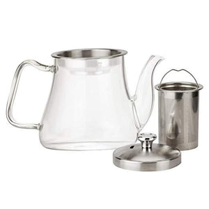 Radiance Glass Teapot with Infuser