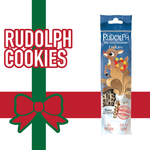 Milk Magic Straws- Rudolph Cookies