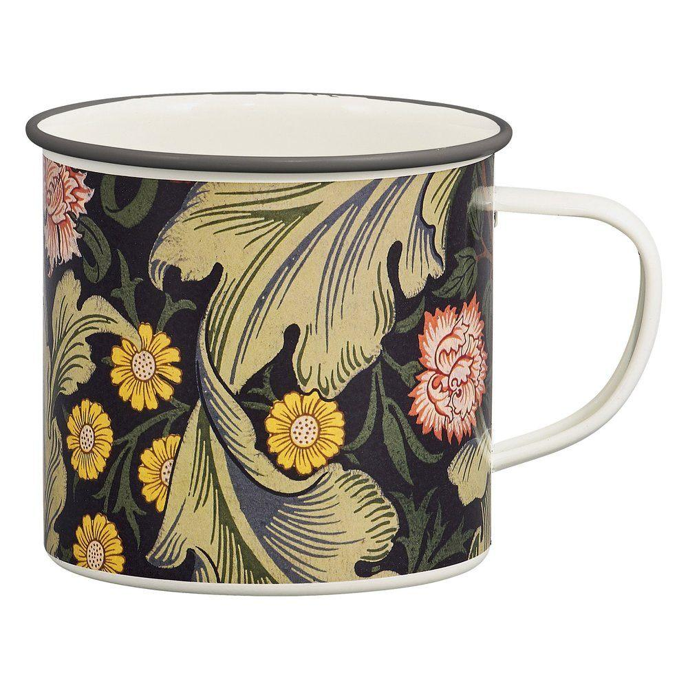 V&A Leicester Tin Coffee Mug