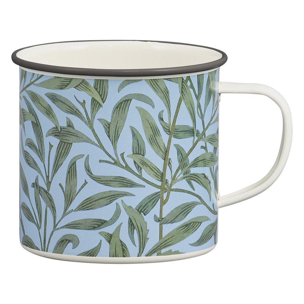 V&A Willow Bough Leaf Tin Coffee Mug