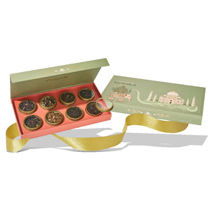 Weekend in Taj Mahal Tea Travel Collection (Set of 9)