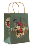 Joy Holiday Gift Bag