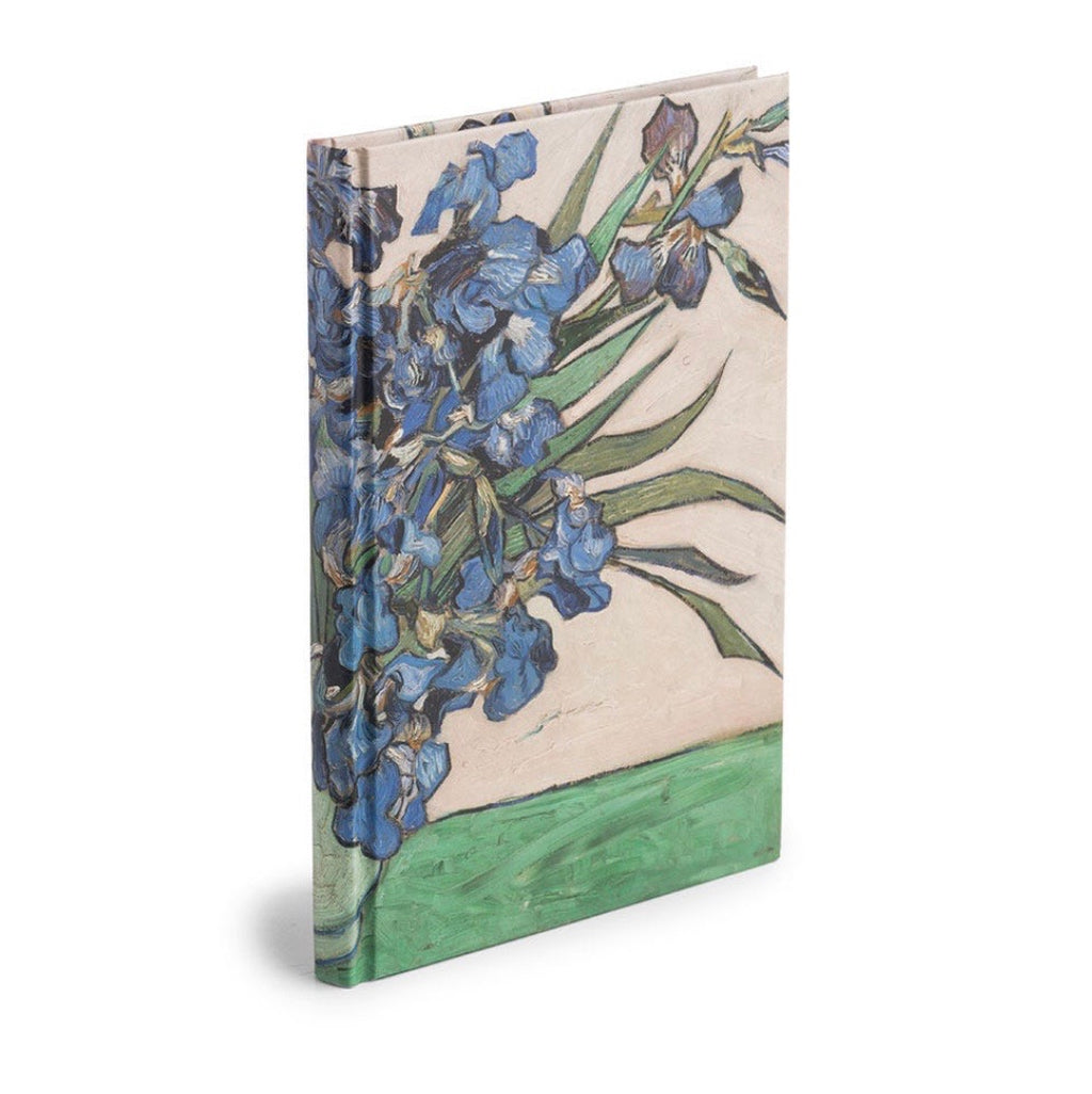 Van Gogh Irises Journal