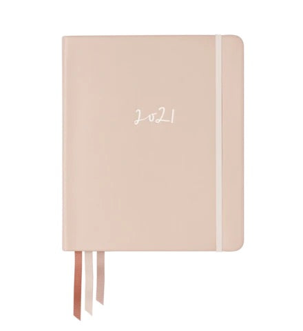 2021 Weekly Softcover Planner (Neutral)