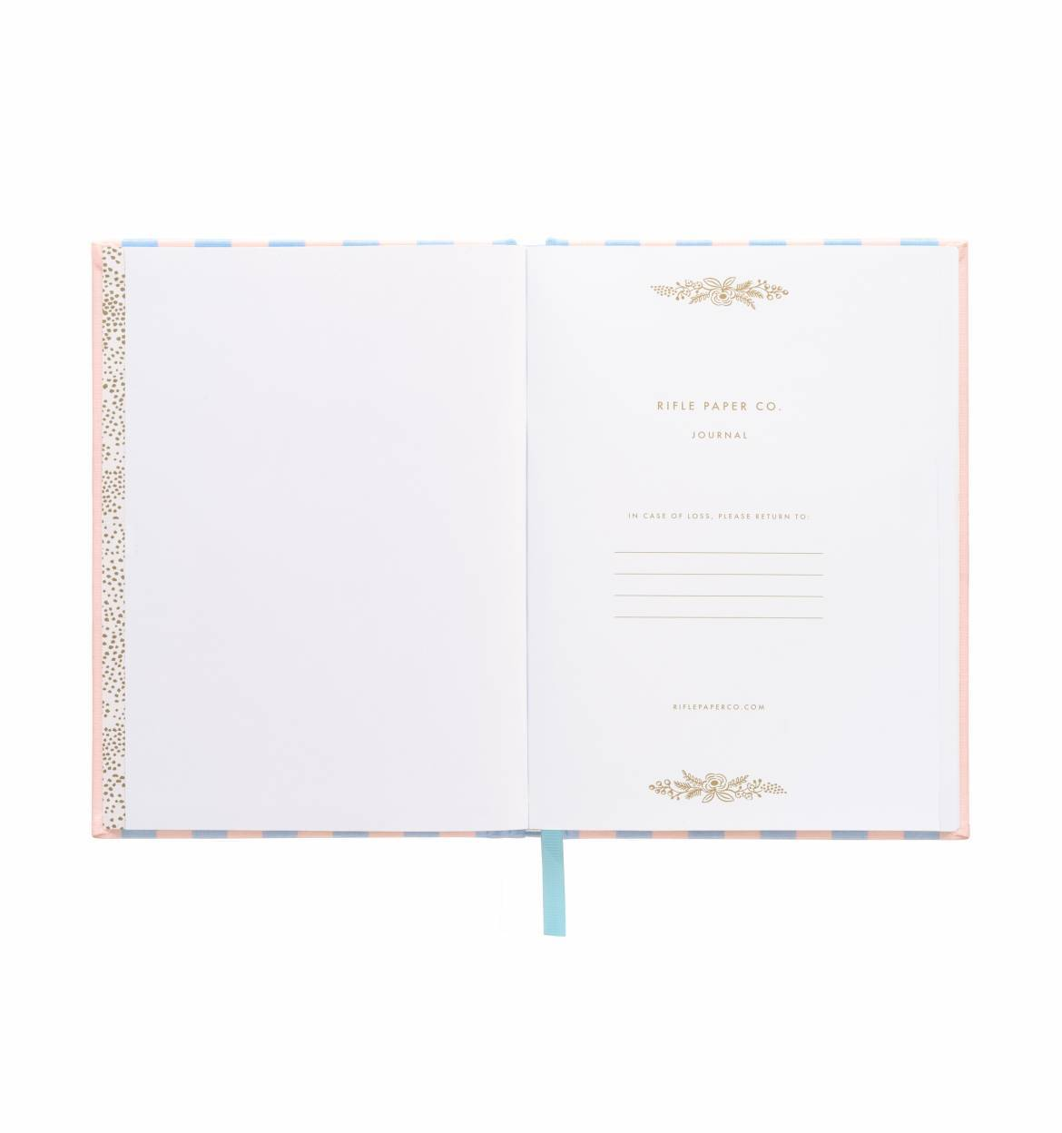 Cabana Fabric Journal
