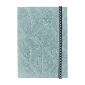 A5 Moon Silver Notebook By Christian Lacroix