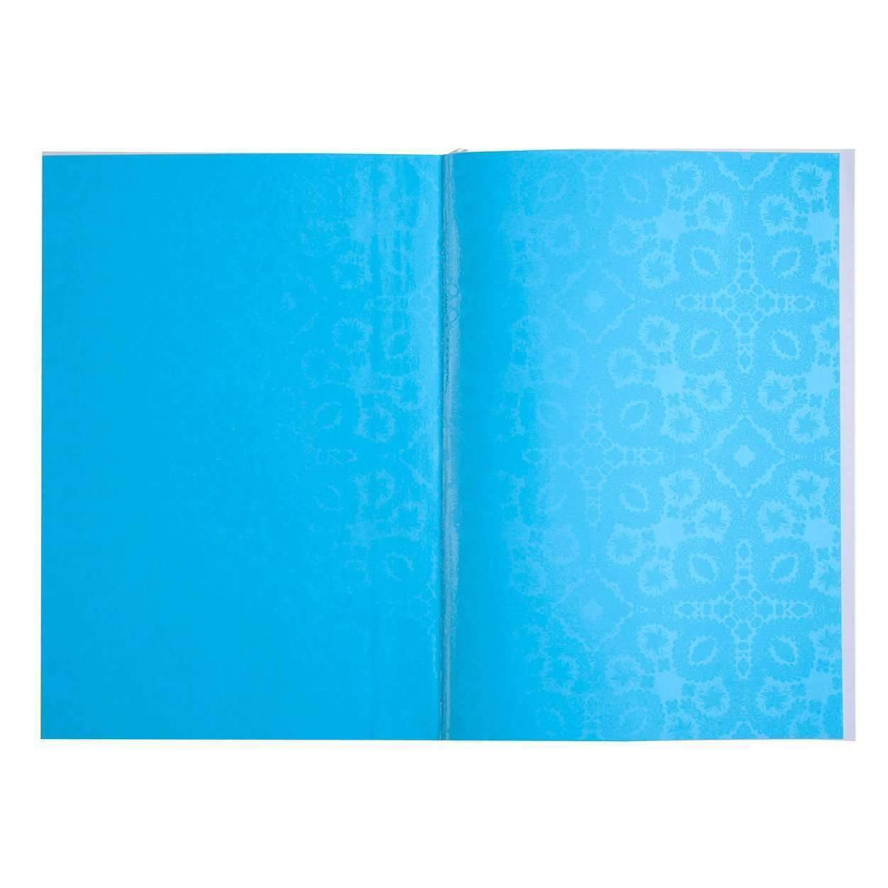 A5 Neon Blue Paseo Notebook by Christian Lacroix