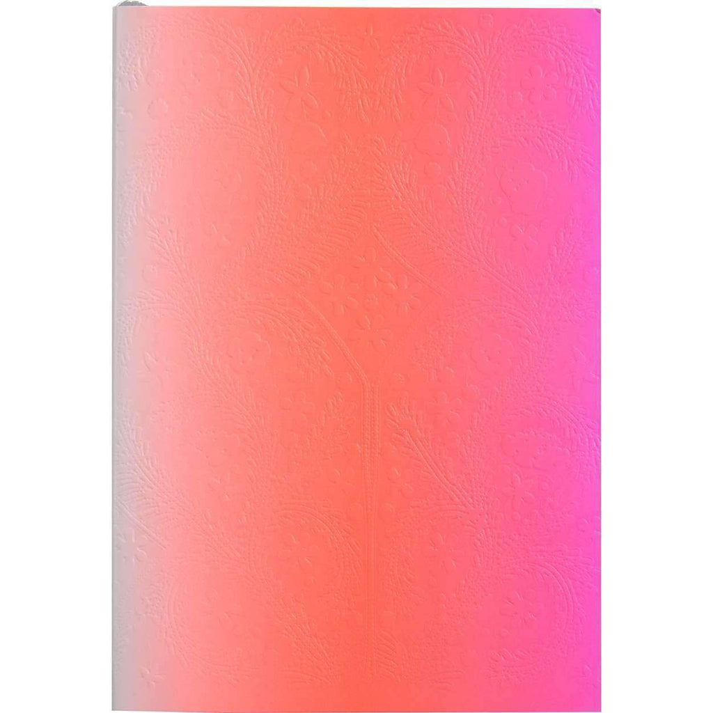 A5 Neon Pink Paseo Notebook by Christian Lacroix