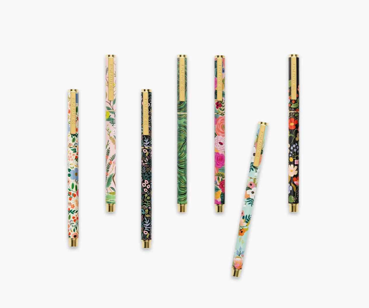 Wild Rose Writing Pen (with black ink)
