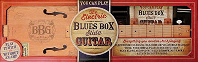 Electric Blues Box Slide Guitar Kit
