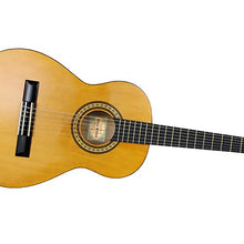 39 inch 4/4 Full Size Classical Guitar for Beginners Nylon String Guitar Acoustic Starter Kit