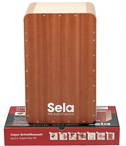 Sela SE 037 Cajon Quick Assembly Kit