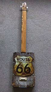Route 66 Handcrafted Guitar