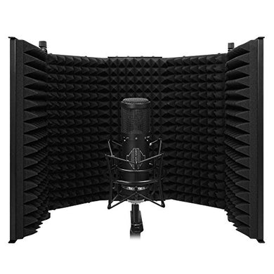 Audio Recording Portable Vocal Booth For Home and Project Studios