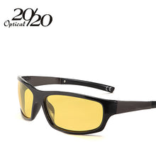 20/20 Night Vision Sunglasses Men Polarised Night Driving