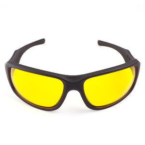 Driving Sunglasses Yellow Lens Night Vision
