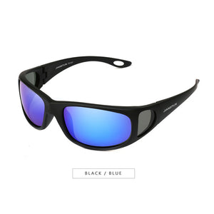 Polaroid Glasses Side Window Design Driving Sunglass Anti-UV
