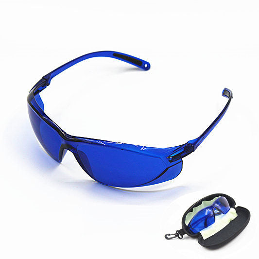 IPL glasses for Protective E light red Laser Safety goggles 200--1200nm