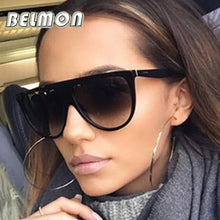 Women Luxury Vintage Sun Glasses