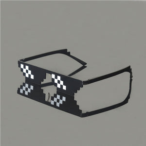 Deal With It Sunglasses Pixel With Nose Pad