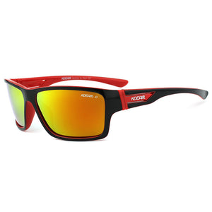 Unisex Polarised Sunglasses Sport With Original Box KD510