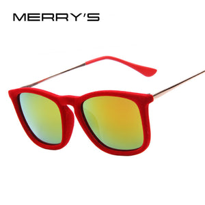 Velvet Sunglasses Classic Sun Glasses Alloy UV400 High quality