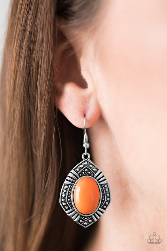 Tribal Trend-Orange